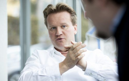 Der Steirer Georg Knill ist neuer Präsident der Industriellenvereinigung. APA/IV