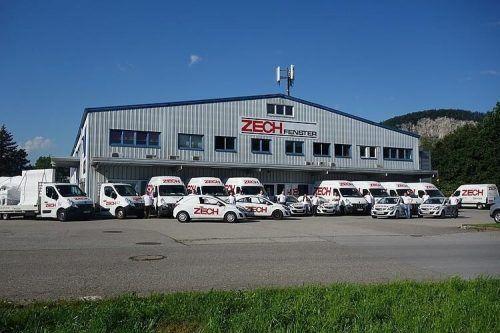 Die ehemalige Zech-Produktionshalle (Archivbild) wurde an den Immobilienentwickler ZM3 verkauft.FA