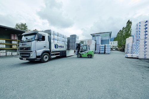 Die Firma MBA-Dämmstoffe in Dornbirn bleibt auch unter dem neuen Mehrheitseigentümer ein selbstständig agierendes Unternehmen. FA/Hagen