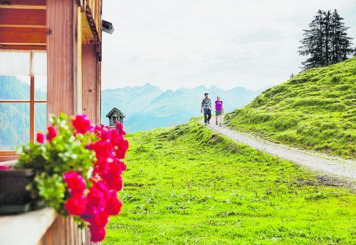 Egal ob Weitwanderungen oder Tagesausflüge. Der Bregenzerwald ist sehr abwechslungsreich. Adolf Bereuter/Bregenzerwald Tourismus
