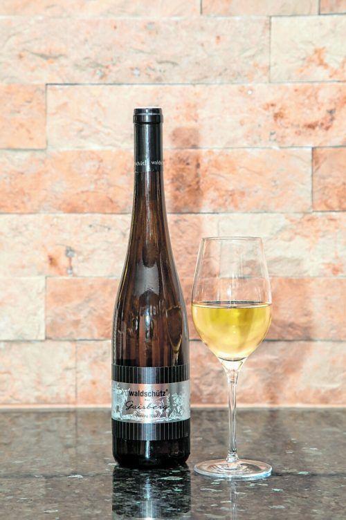 Ein Top-Wein mit herrlichem Duft und viel Trinkfreude.VN/Roland Paulitsch