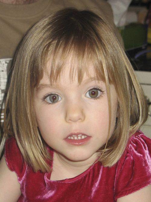 Am 3. Mai 2007 ist die damals dreijährige Madeleine McCann verschwunden. AP