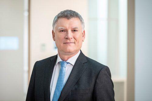 CEO Alfred Felder strebt für Zumtobel die Klimaneutralität an. Zumtobel