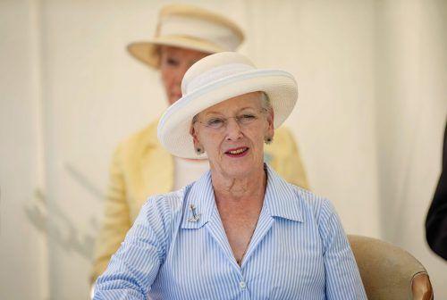 Für Königin Margrethe war die Veranstaltung eine verspätete Geburtstagsfeier, nachdem die Aktivitäten zu ihrem 80. Geburtstag am 16. April coronabedingt ausfallen mussten. AFP