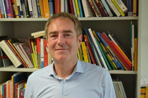 Gerhard Ouschan ist Chancengleichheit in der Ausbildung sehr wichtig. BI