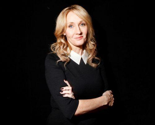"""""""Harry-Potter""""-Autorin J.K. Rowling ist nach eigenen Worten in der Vergangenheit von ihrem ersten Ehemann misshandelt und sexuell missbraucht worden. Reuters"""