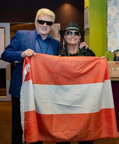 Heino und Hannelore fahren nach Kitzbühel in den Urlaub.APA/FOTOKERSCHI.AT
