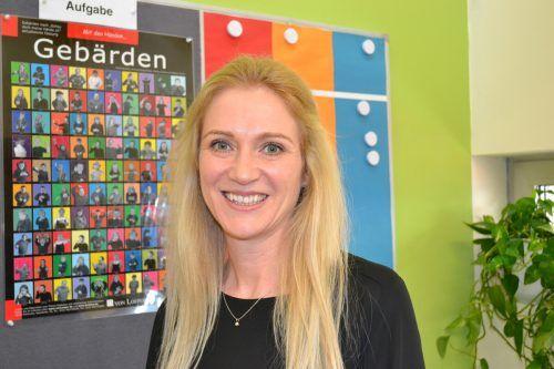 Helga Sartori freut sich in ihrem Arbeitsumfeld über ihr tolles Team und die Herzlichkeit der Klienten. BI