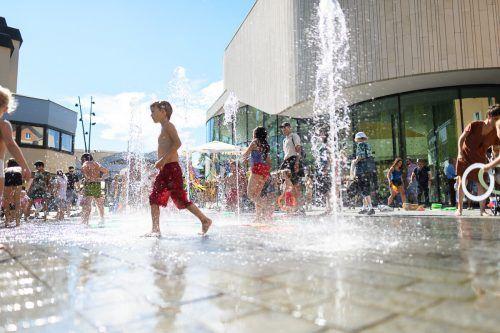 Im Mittelpunkt des Spaziergang am kommenden Mittwoch durch die Feldkircher Altstadt steht das Thema Wasser. Rhomberg