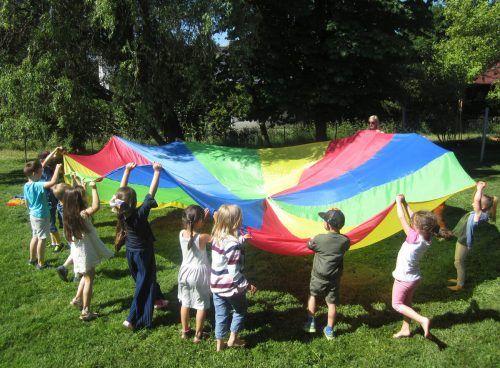 In den kommenden Sommerferien bietet die Marktgemeinde Hard eine erweiterte Ferienbetreuung an. MG Hard