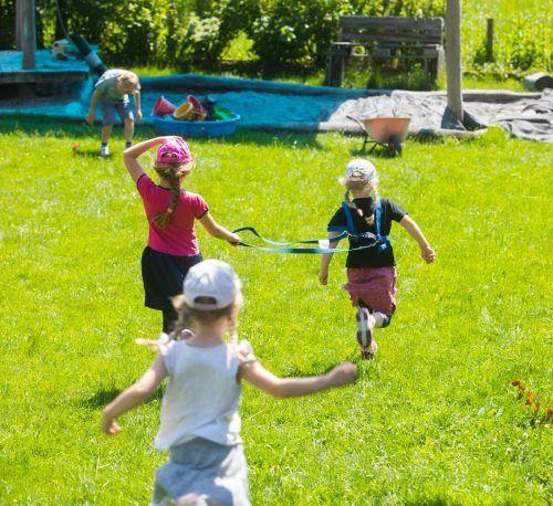 In der Kinderbetreuung kann es schnell zu Infektionen kommen.vn/paulitsch