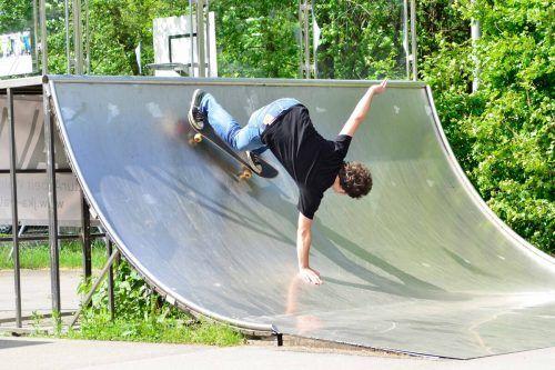 In Frastanz soll ein neuer Skaterplatz entstehen.Symbolfoto
