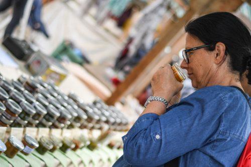 In Schruns und Tschagguns wird mit den Sommermärkten gestartet. WIGE Montafon