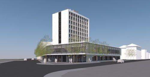 i+R realisiert das Quartier im Auftrag von GPL Immobilien. air architekten