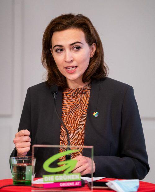Zadic holt Diakonie-Experten als Leiter der Asyl-Rechtsberatung.APA