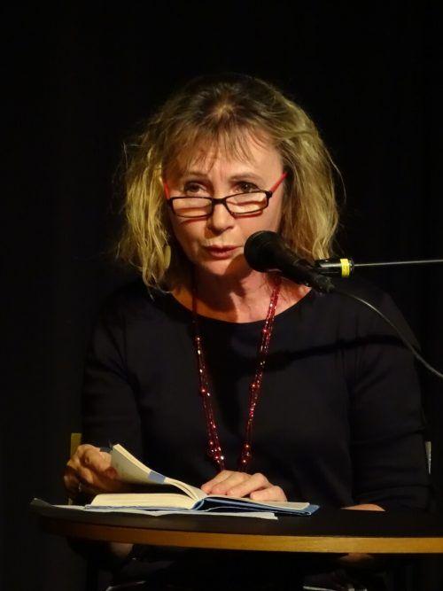 Kronabitter ist Initiatorin und Organisatorin des Feldkircher Lyrikpreises.Westreicher