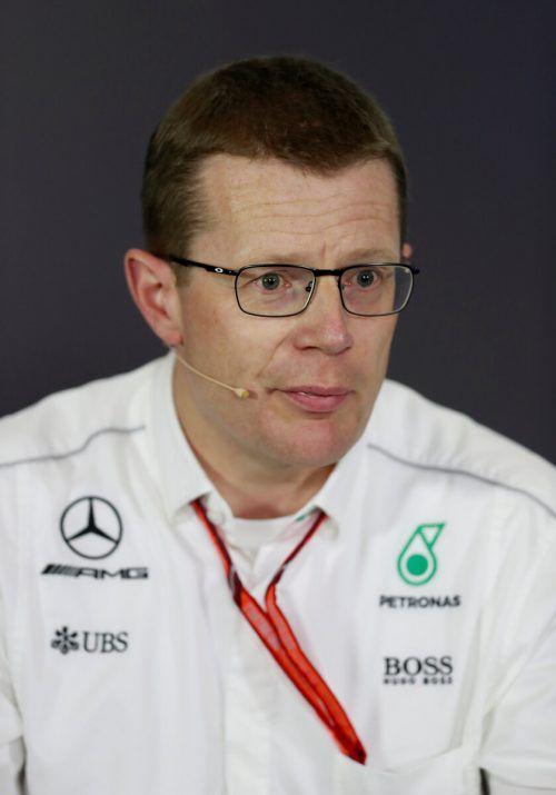 Mit Andy Cowell verlässt eine Schlüsselfigur den Mercedes-F-1-Rennstall.Ap