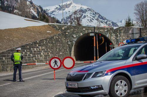 Mit dem Arlberg hatte Bludenz einen Hotspot zu verzeichnen.vn/steurer