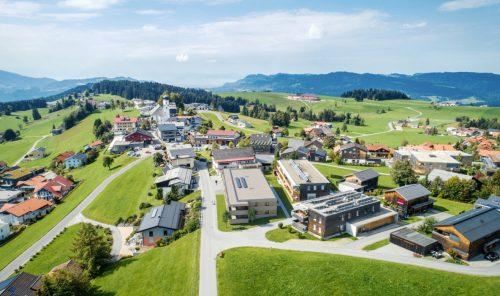 Mit dem Instrument Genossenschaft kann die Gemeinde Sulzberg auch in schwieriger Zeit die Entwicklung weiter vorantreiben. FA/Atrium