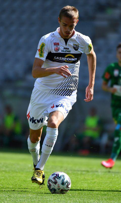Mit vier Treffern führt Daniel Nussbaumer die Qualigruppe-Schützenliste an.gepa