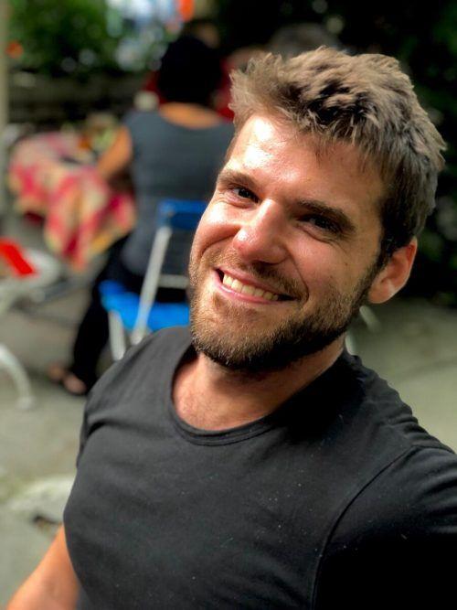 Noch immer vermisst: David Holodnik (29) aus Schlins.