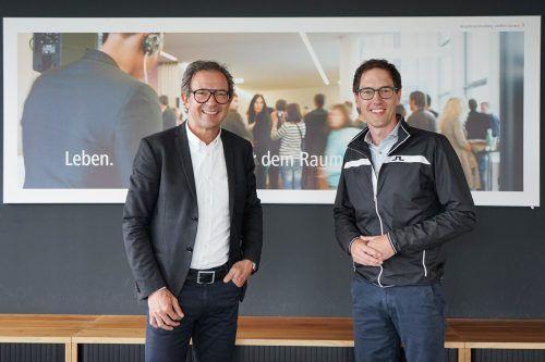 Nikolaus Ess ist ab Oktober Geschäftsführer der Vorarlberger Prisma. Fa
