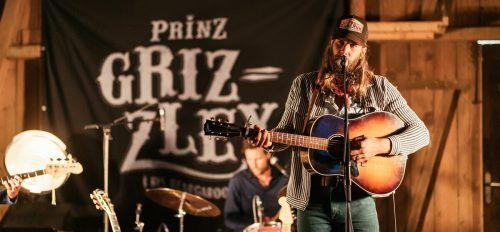 Prinz Grizzley ist in Bezau dabei. MR
