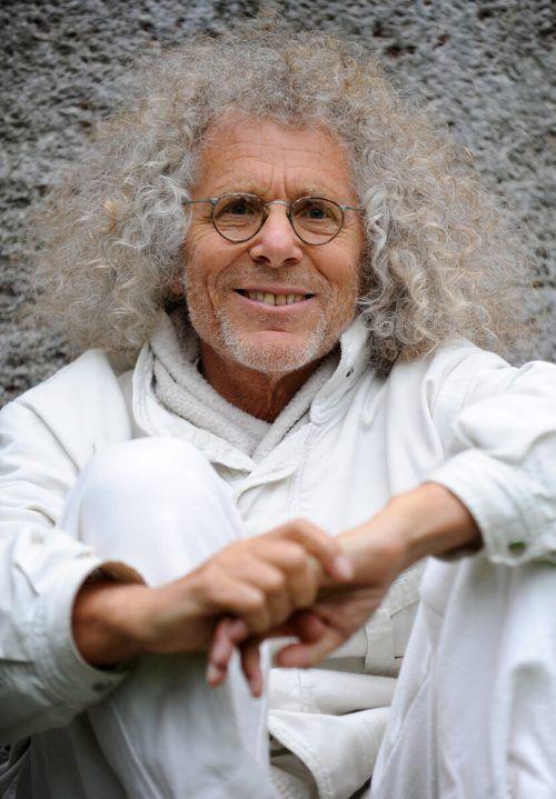 Rainer Langhans fühlt sich mit 80 fröhlicher und jünger denn je. dpa