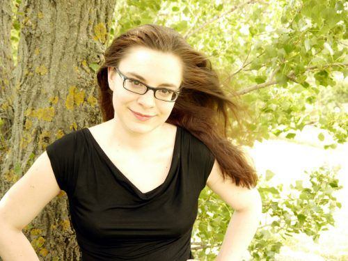 Rebecca Andel ist mit ihrem Vorlesevideo auf buchambach.at vertreten. Andel