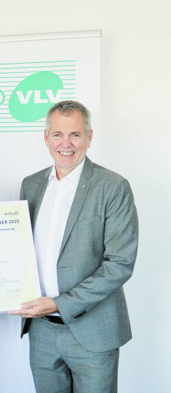 Robert Sturn:Gesellschaft braucht Zuversicht für die Zukunft. vlv
