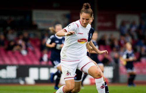 Sabrina Horvat droht mit Köln der Gang in die 2. Bundesliga.Verein