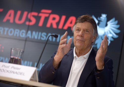 Peter Schröcksnadel räumt nach 31 Jahren den ÖSV-Chefsessel.apa