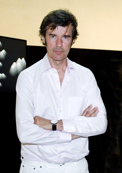 Stefan Sagmeister bekam die Unruhen in New York mit. md