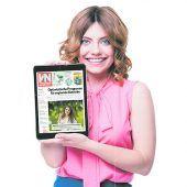 """<p class=""""caption"""">Tablet und VN-Digital gibt es für VN-Abonnenten bereits ab 9,90 Euro monatlich. VN</p>"""