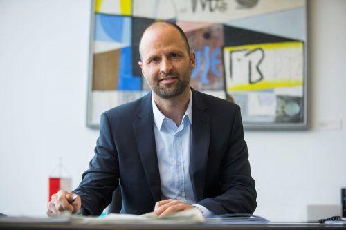 Tittler: Zollamt Wolfurt ist ein vorrangiges Projekt des Landes.VN/Paulitsch