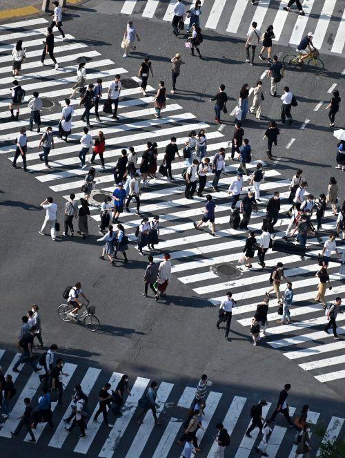 Tokio gilt als die größte Metropolregion der Welt. AFP