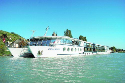 VN-Abonnenten buchen die Donau-Radkreuzfahrt ab/bis Passau nach Budapest mit dem Vier-Sterne-Plus-Schiff MS Primadonna zum Vorteilspreis.marlene hackl
