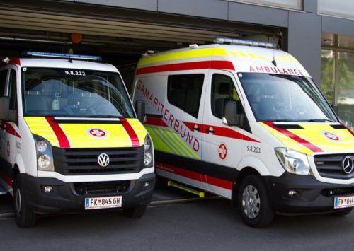 Zu knapp 3000 Einsätzen wurden die Samariter 2019 gerufen. ASB Feldkirch