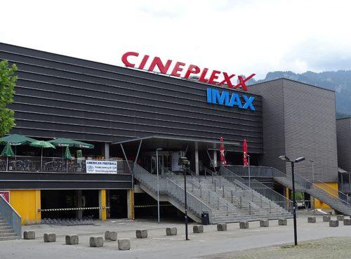 Auch das Cineplexx in Hohenems war monatelang geschlossen. vn