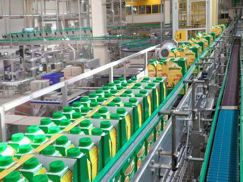 Besonders im deutschen Lebensmitteleinzelhandel konnte Pfanner mit seinen Produkten punkten, deshalb hält sich der Rückgang insgesamt in Grenzen. FA