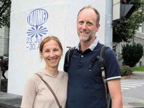 Daniela und Markus Schrittwieser (1 zu 1).