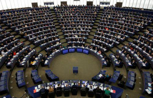 Das Europäische Parlament befasst sich heute mit dem Kompromiss. Noch herrscht bei einigen Punkten Unzufriedenheit. reuters