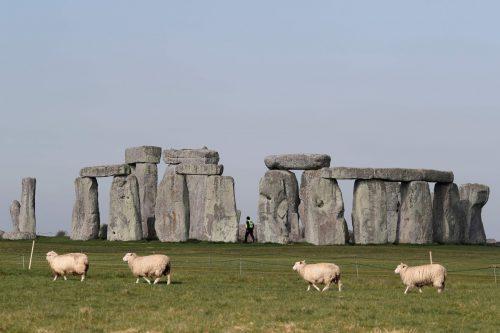 Das Gestein besteht zu 99 Prozent aus Kieselerde und enhält Spuren verschiedener anderer Sedimente. AFP
