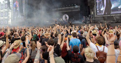 Das Nova-Rock-Festival musste heuer wie viele andere Openairs abgesagt werden. APA