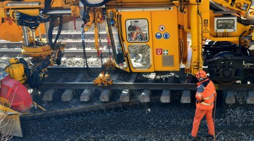 Die Bauarbeiten an der Weststrecke dauern noch bis 4. September. ÖBB