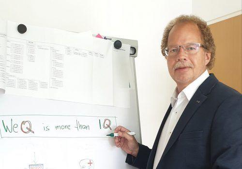 Die vergangenen Monate waren für die Gemeinde insgesamt, aber auch für Bürgermeister Florian Kasseroler herausfordernd.