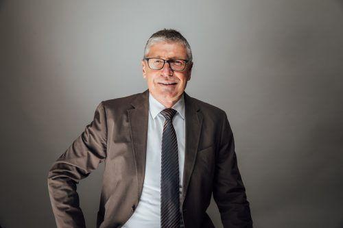 Arnold Tollinger, Obmann der Fachgruppe der Finanzdienstleister.  Frederick Sams