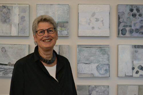 Für Heidi Comploj sind auch scheinbar unbedeutende Gegenstände eine wertvolle Grundlage für ihre Kunstwerke.