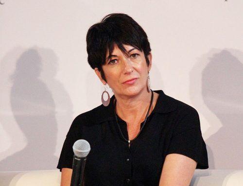 Epsteins Partnerin Ghislaine Maxwell sitzt in Untersuchungshaft. AFP