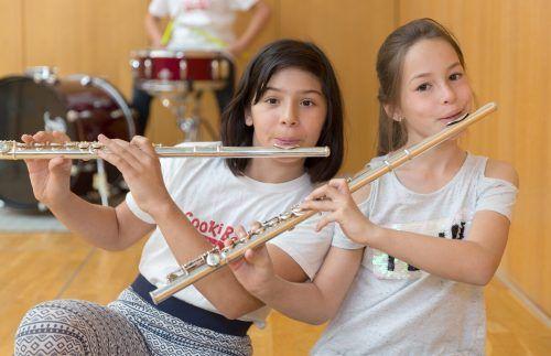 Im ganzen Land erhalten 15.500 Kinder und Jugendliche Musikschulunterricht. Stadt Bz